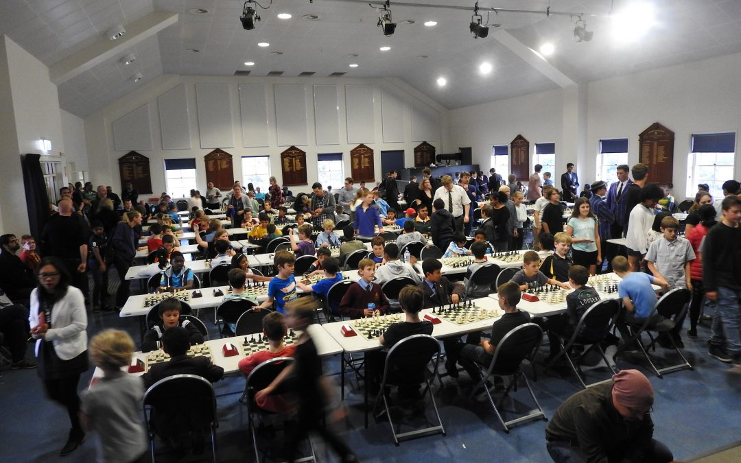 2019 Toowoomba District Primary Invitational and Secondary Individual Tournament